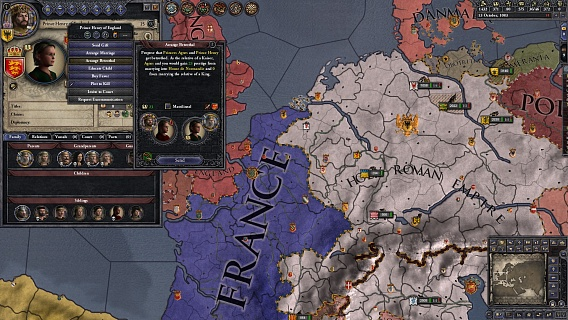 Crusader Kings II – Conclave
