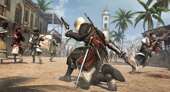 Assassin's Creed IV Black Flag – Guild of Rogues Pack
