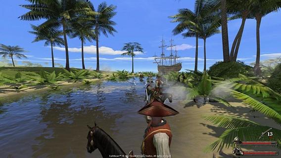 """Купить игру """"Огнем и мечом 2: На Карибы!"""" - лицензионный ключ активации Огнем и мечом 2: На Карибы! по низкой цене - """"ИгроМагаз"""""""