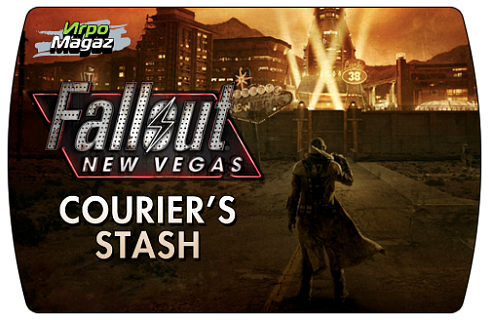 Fallout New Vegas - Courier's Stash