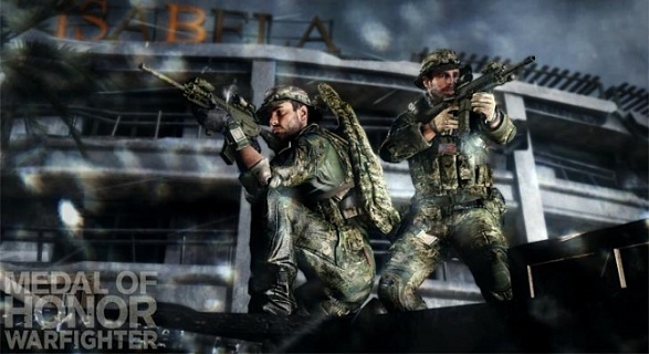 Medal of Honor Warfighter (ключ для ПК)