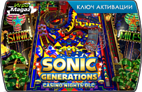 Sonic Generations – Casino Nights (ключ для ПК)