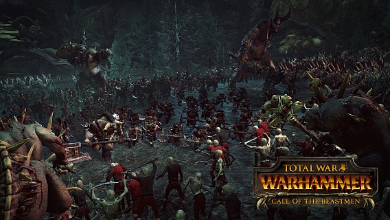 Total War Warhammer – Call of the Beastmen