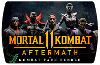 Mortal Kombat 11 – Aftermath + Kombat Pack Bundle (ключ для ПК)