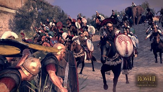 Total War Rome 2 – Hannibal at the Gates Campaign Pack (ключ для ПК)