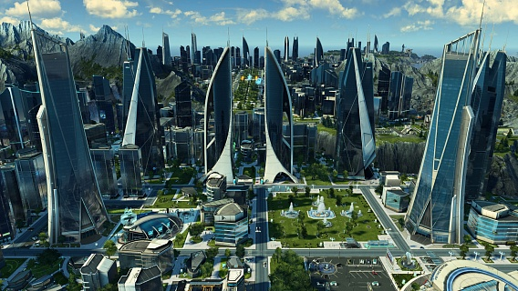 Anno 2205 - Frontiers
