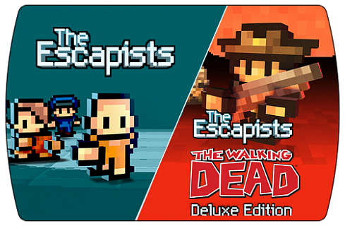 The Escapists + The Escapists The Walking Dead Deluxe