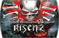 Risen 2: Dark Waters Digital Collector's Edition