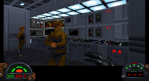 Star Wars Dark Forces