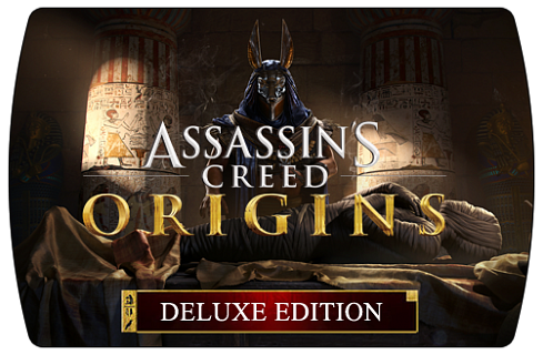 Assassin's Creed Origins Deluxe Edition
