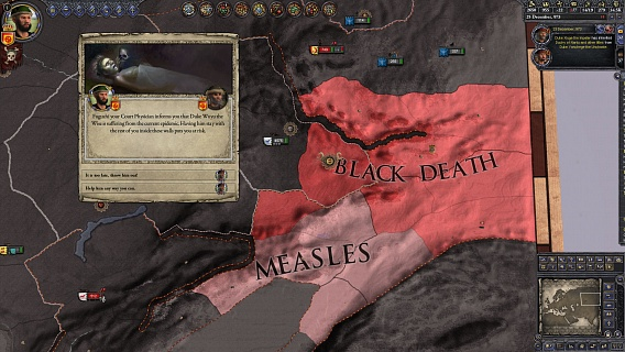 Crusader Kings II – The Reaper's Due