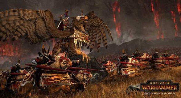 Total War Warhammer (ключ для ПК)