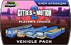 Cities in Motion 2 – Players Choice Vehicle Pack (ключ для ПК)