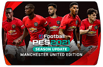eFootball PES 2021 Manchester United Edition (ключ для ПК)