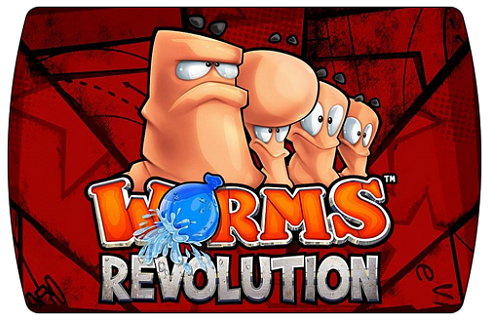 Worms Revolution (ключ для ПК)