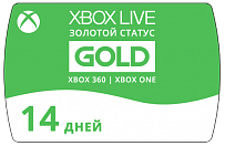 Подписка Xbox Live Gold 14 дней + Game Pass – Trial Gameplay Status (ключ для Xbox One и Xbox 360)