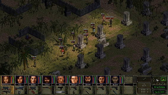 Jagged Alliance 2 Wildfire (ключ для ПК)