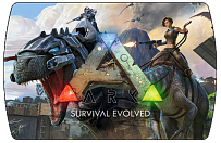 ARK Survival Evolved (ключ для ПК)