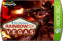 Tom Clancy's Rainbow Six Vegas для Xbox 360
