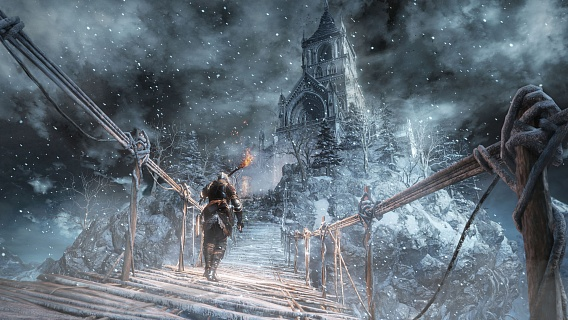 Dark Souls 3 – Ashes of Ariandel (ключ для ПК)