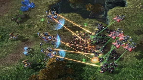 Купить StarCraft II: Wings of Liberty