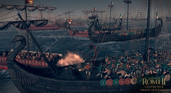 Total War Rome II – Pirates and Raiders Culture Pack