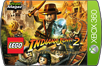 LEGO Indiana Jones 2: The Adventure Continues для Xbox 360