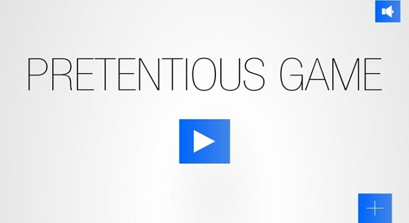Pretentious Game (ключ для ПК)