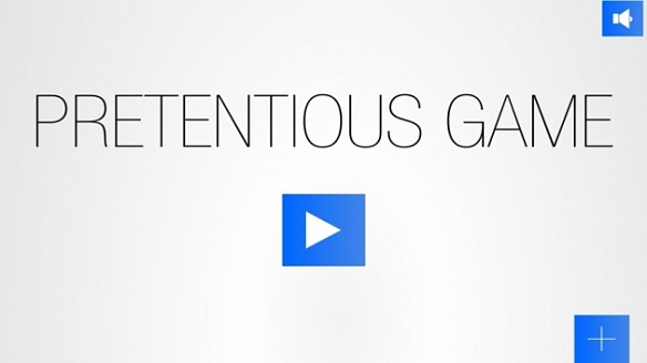 Купить Pretentious Game