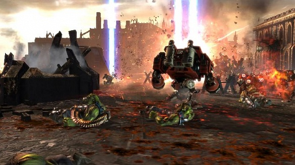 Купить Warhammer 40000: Dawn of War II