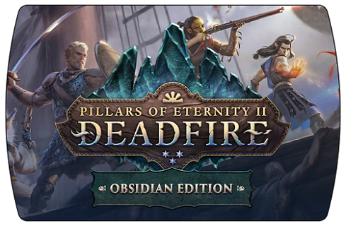 Pillars of Eternity II Deadfire Obsidian Edition