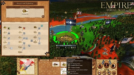 Empire Total War – The Warpath Campaign