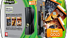 Microsoft Xbox 360 Slim 250 GB + Halo Reach + Gears of Wars 2 + Fable 3