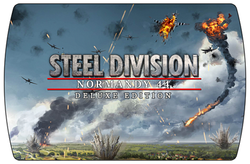 Steel Division Normandy 44 Deluxe Edition (ключ для ПК)