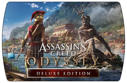 Assassin's Creed Odyssey Deluxe