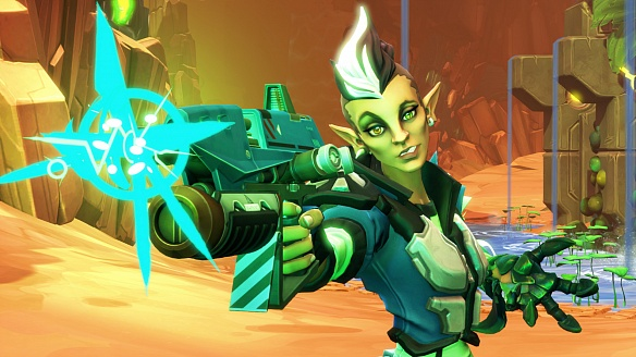 Купить Battleborn Digital Deluxe