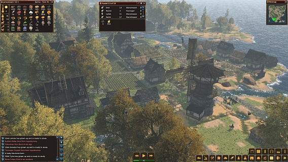 Life is Feudal Forest Village (ключ для ПК)