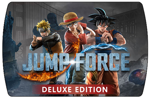 Jump Force Deluxe Edition (ключ для ПК)
