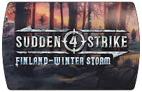 Sudden Strike 4 – Finland Winter Storm