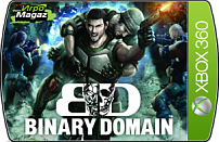 Binary Domain Limited Edition для Xbox 360
