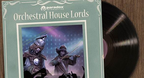 Crusader Kings II – Orchestral House Lords