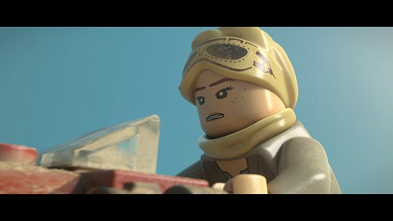 LEGO Star Wars The Force Awakens (ключ для ПК)