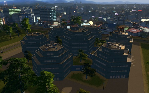 Cities Skylines – High-Tech Buildings Content Creator Pack