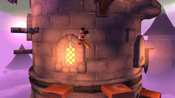 Купить Castle of Illusion: Starring Mickey Mouse