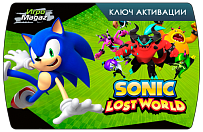 Sonic Lost World (ключ для ПК)