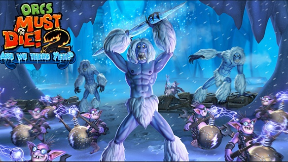 Купить Orcs Must Die! 2 - Are We There Yeti?