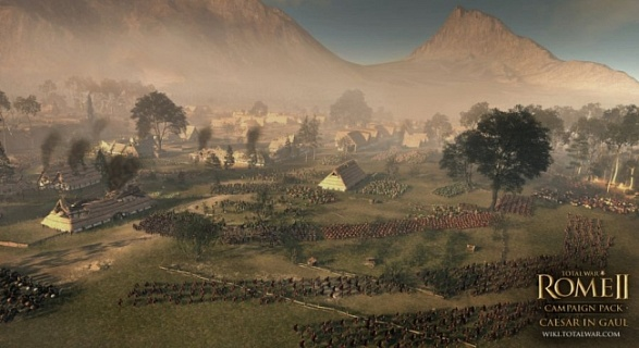 Total War Rome II - Caesar in Gaul Campaign Pack