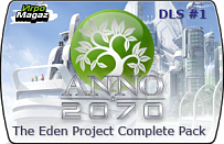 Anno 2070 – The Eden