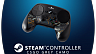 Steam Controller Skin - CSGO Grey Camo