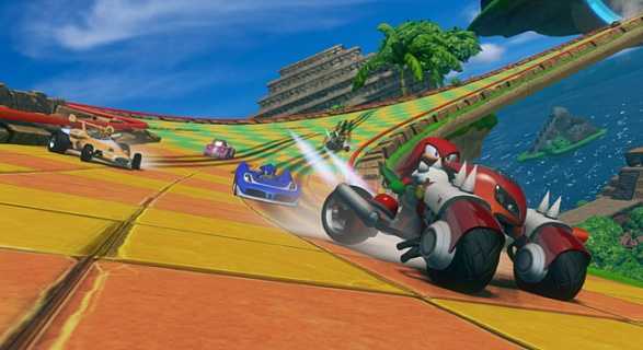 Sonic & All-Star Racing Transformed
